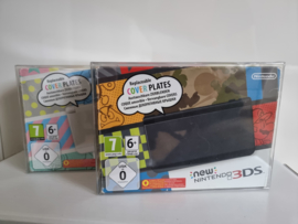 1x Box Protectors For NEW 3DS Console 0.5mm !