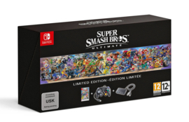 Switch Super Smash Bros Limited Edition