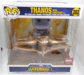 Boxprotector for Thanos sanctuary funko