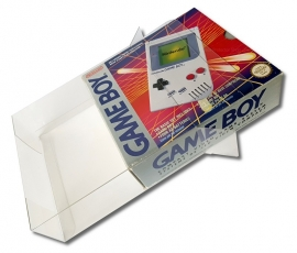 1x Snug Fit Box Protectors For Gameboy Classic SMALL 0.4 MM !