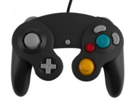 Gamecube controller Black NEW