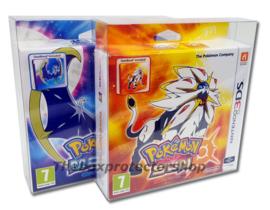 1 x Boxprotector Pokemon Sun & Moon Ruby & Sapphire