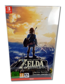 1x Snug Fit Box Protectors For  Breath of the Wild