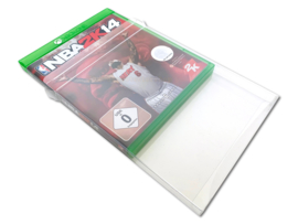 250 x Snug Fit Box Protector For Xbox One games