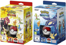 3DS  Pokémon United Omega Ruby/Alpha Sapphire Starter Box