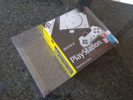 1x Snug Fit Box Protectors For Playstation Mini