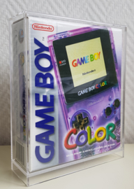 Gameboy Color Console Acrylic Cases