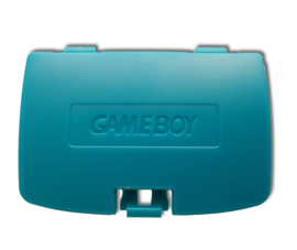 Gameboy COLOR Battery cover Turquoise