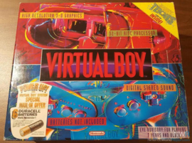 Box Protectors For Virtual Boy Console