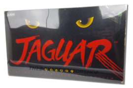 1x Snug Fit Box Protectors For Atari Jaguar Console
