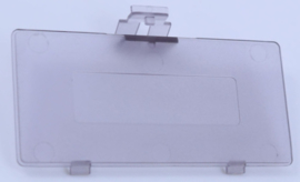 Gameboy Pocket Battery cover Clear Purple