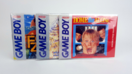 1 x Handleiding / Manual Sleeves for Gameboy Classic / Color