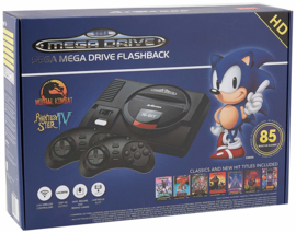 Snug Fit Box Protectors For Sega  Megadrive  flashback