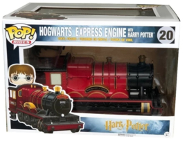 Funko PoP Harry Potter train