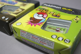 Pokemon Mini console & games