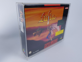 1x SNES / N64  Big box Arcylic Case