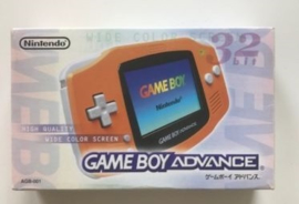 Gameboy Advance JAP Box protector