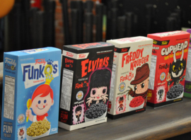 1x Box Protectors For Funko PoP CEREAL