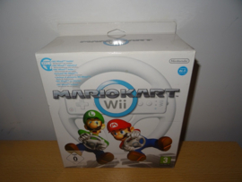 1 x Snug Fit Box Protector Wii Mario Kart + wheel