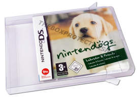 250x Snug Fit Box Protectors For Nintendo DS boxes