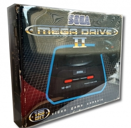 1x Snug Fit Box Protectors For Sega Megadrive II