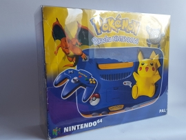 1x Snug Fit Box Protectors For N64 POKEMON Console 0.5 MM !