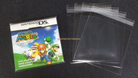 10 x Handleiding / Manual Sleeves for DS