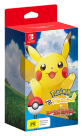 Switch Pokemon Let's Go!