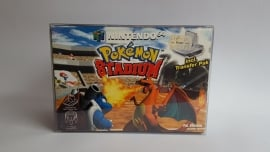 1 x Snug Fit Box Protector Pokemon Stadium 0.4 MM !