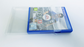 100x Snug Fit Box Protectors For PS Vita Games