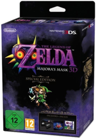 Box Protectors For The Legend of Zelda: Majora's Mask 3D - Limited Edition