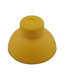 Gamcube Controller Thumbsticks Yellow