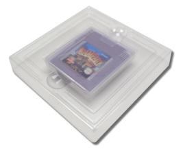 100x Plastic inlay / Inserts Gameboy Games