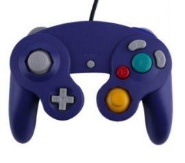 Gamecube controller Purple NEW