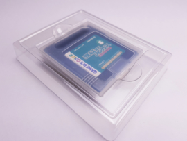 10x Plastic inlay / Inserts Gameboy Color Japanese Games