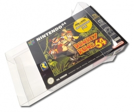 1x Snug Fit Box Protectors For N64 / SNES