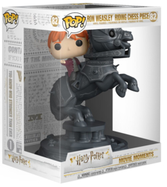 Snug Fit Box Protectors For RON WEASLEY RIDING CHESS PIECE