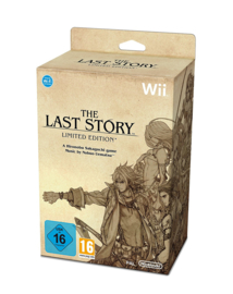 Wii The Last Story Limited Edition