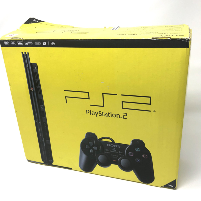 Box Protectors For PS2 SLIM | Playstation 2 Console