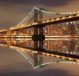 Foto behang New York City CL30A