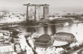 Foto behang Singapore CL69A