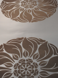 Vlies behang 7245-2 Flock Dutch Wallcoverings