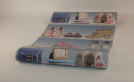 Papier behang L316-01 Dutch Wallcoverings
