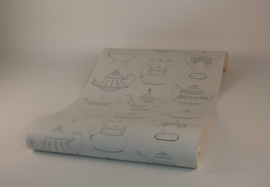 Papier behang FD31192 Fine Decor