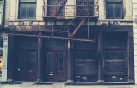 Foto behang New York CL22A