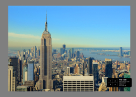 Foto behang Manhattan New York FTS1309