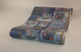 Papier behang 05568-10 P+S International