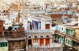Foto behang New Delhi CL59A