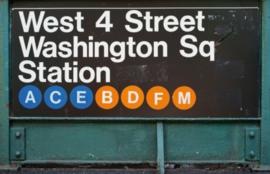 Foto behang New York CL14A