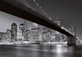 Foto behang Brooklyn Bridge 00140